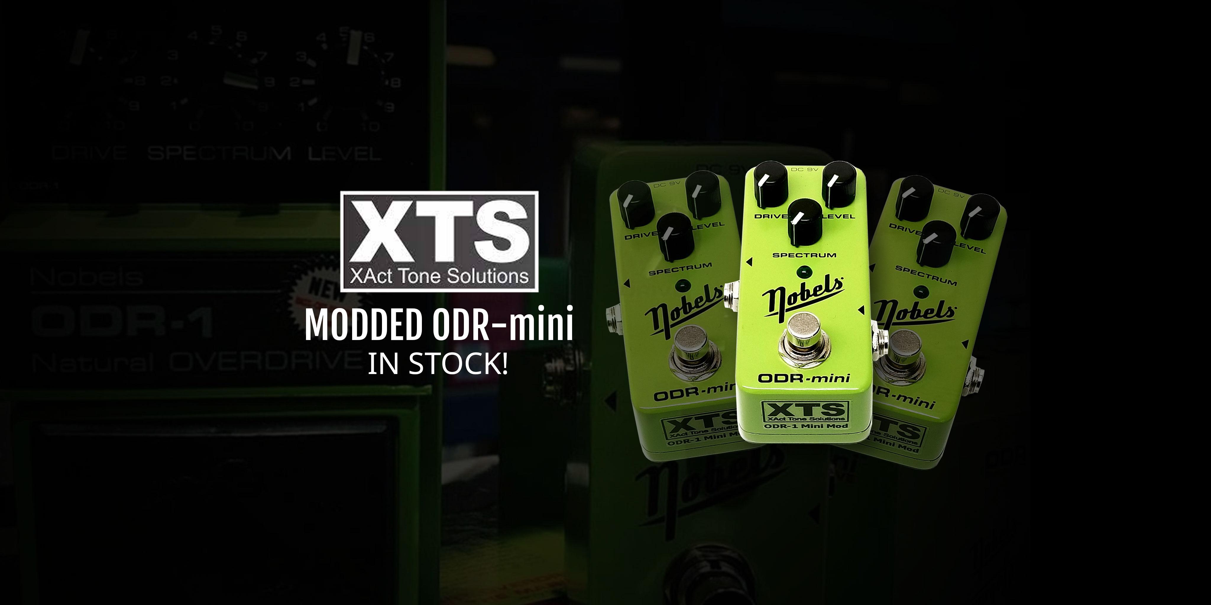 XTS ODR Mini