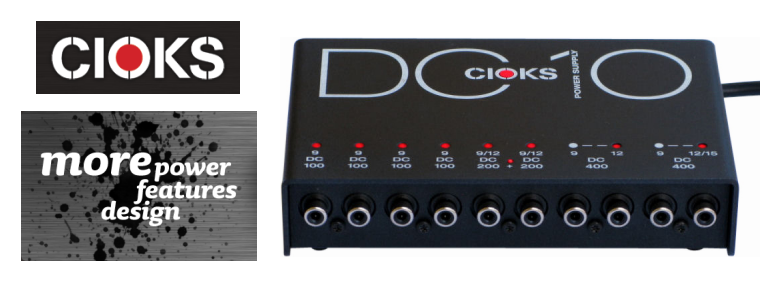 CIOKS DC10 Power Supply in stock!