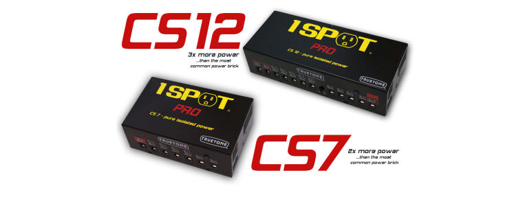 Truetone 1 SPOT Pro Power Supplies IN STOCK NOW!