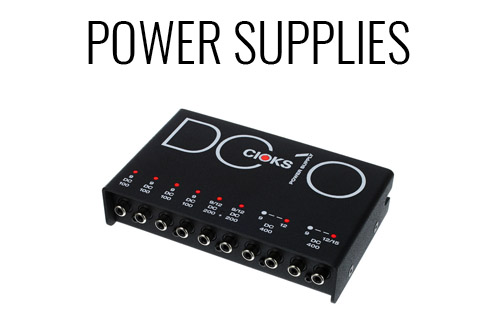 Pedal Power Supplies In Nashville