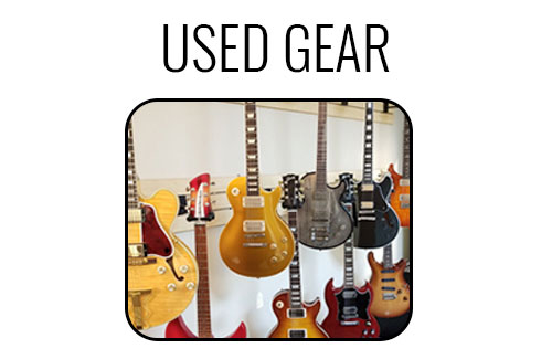 Nashville Used Music Gear