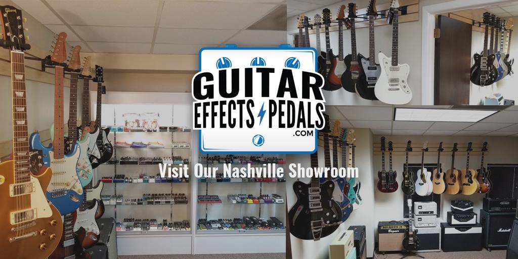 GuitarEffectsPedals com of Nashville: Online & In-Store
